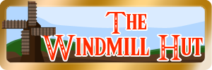 The Windmill Hut Logo by Siofra